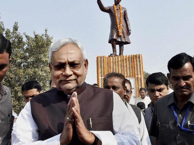 Bihar chief minister Nitish Kumar gave a detailed account of Bihar's prohibition journey, starting from the pre-poll inspiration from women, enforcement from April and the changes it has brought about in the society, especially rural areas, in the form of social cohesion and family bliss.