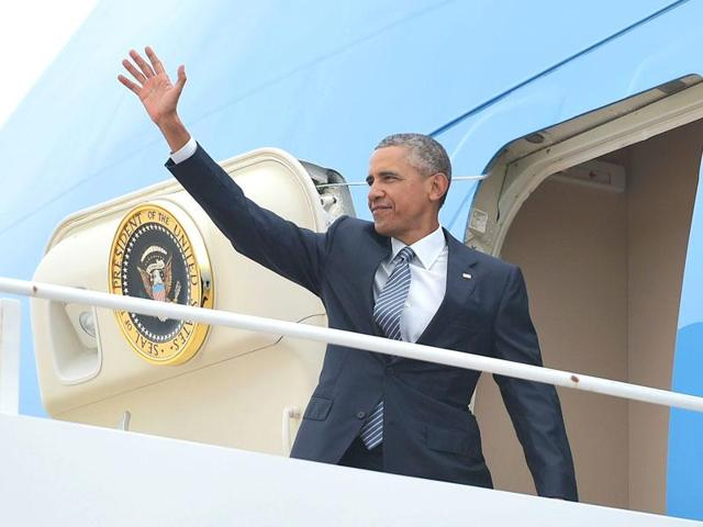 Barack Obama will travel on Monday to Greece and Germany in a final official visit designed.
