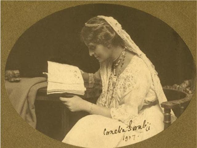 Oxford,first Indian woman student,Cornelia Sorabji