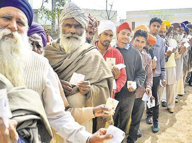 Additional chief electoral officer (CEO), Punjab, Manjit Singh Narang said the machines would be used in selected polling booths during assembly elections, but in the 2019 Lok Sabha elections, all 22,600 polling stations would have this facility.