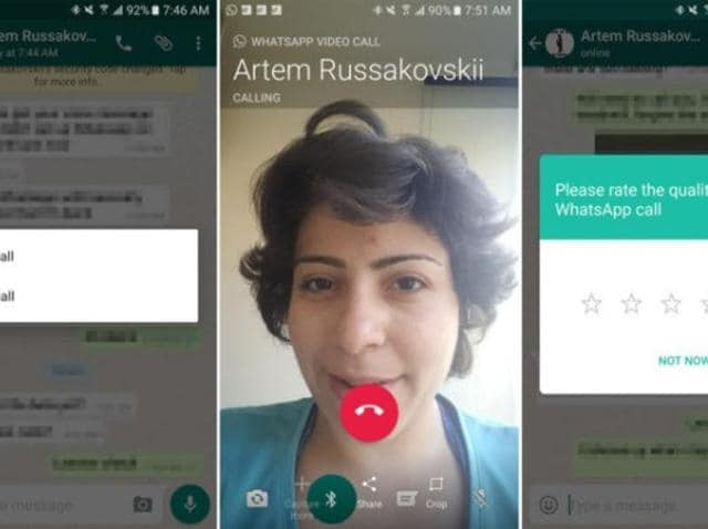 Facebook,WhatsApp,secure video