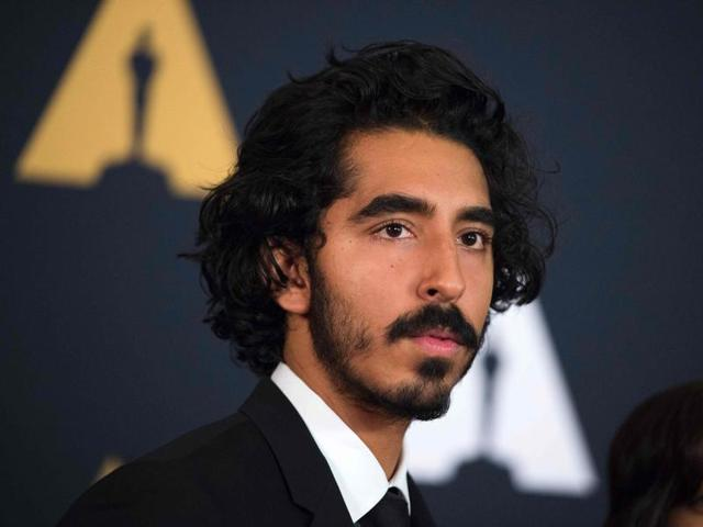 Actor Dev Patel attends the 8th Annual Governors Awards hosted by the Academy of Motion Picture Arts and Sciences.
