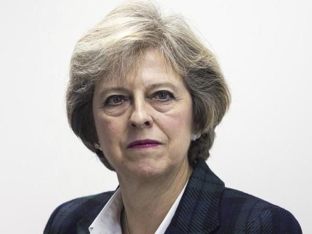 Prime Minister Theresa May,Britain,Brexit