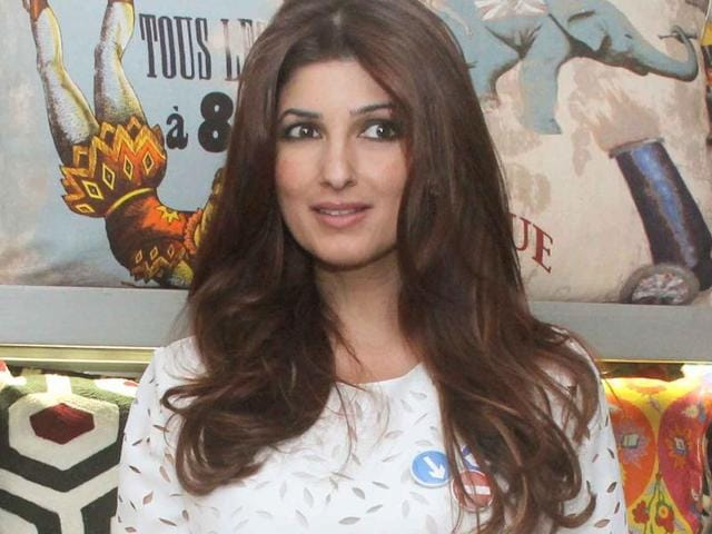 Actor-turned-author Twinkle Khanna's new book has been receiving rave reviews.