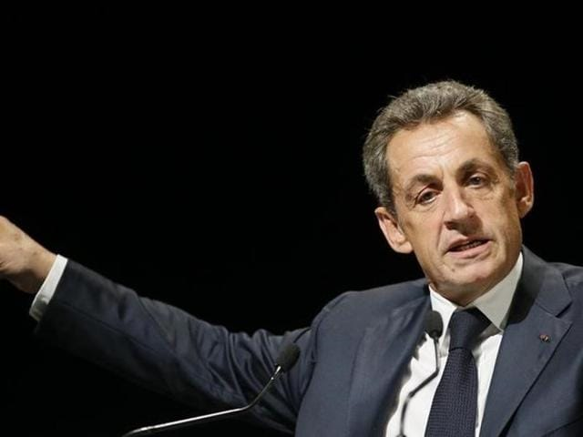 Nicolas Sarkozy,Moammar Gadhafi,Presidential election
