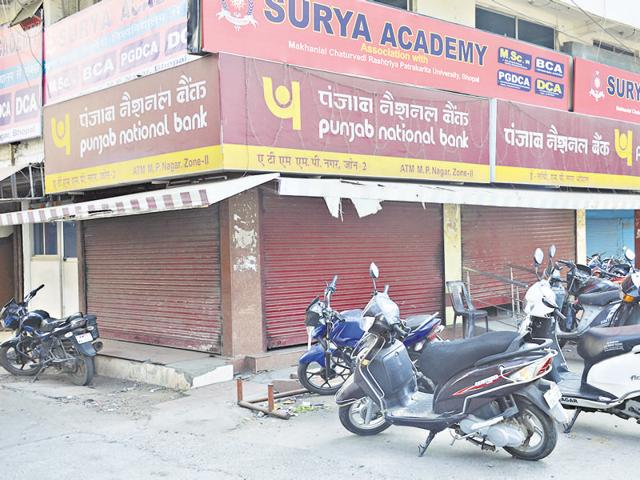 Banks were closed on Monday for Guru Nanak Jayanti, adding to the agony of customers.