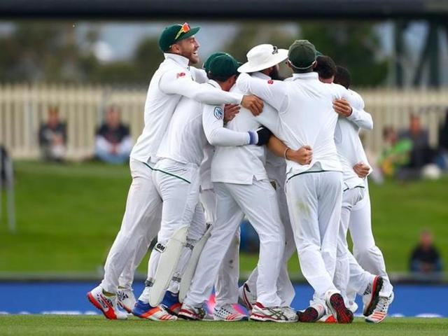 This was It was South Africa's third straight Test series win in Australia after their 2008 and 2012 successes.