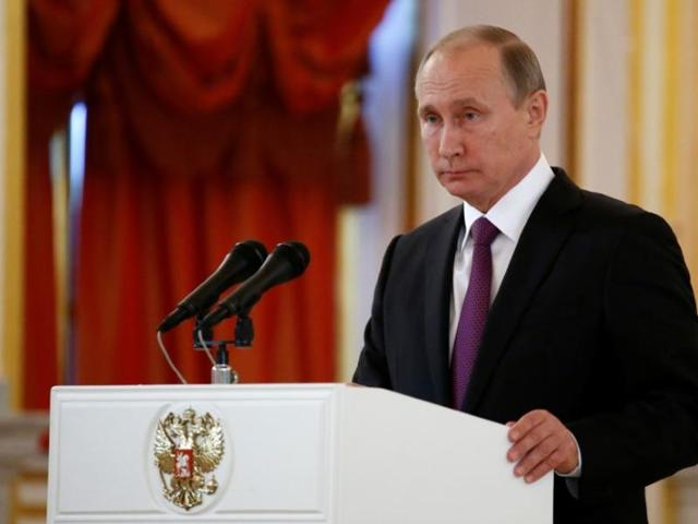 Vladimir Putin,Donald Trump,Russia