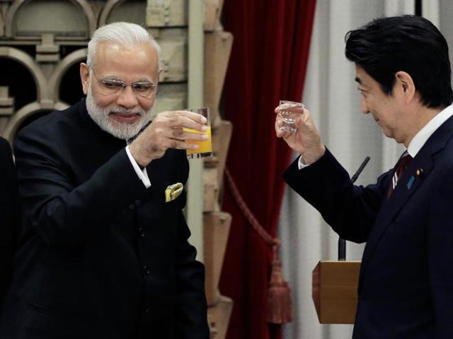 India-Japan ties,PM Narendra Modi,Shinzo Abe