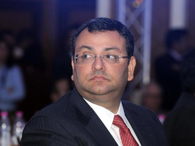Ousted Tata Sons chairman, Cyrus Mistry, arrives for Tata Steel's board meeting at Bombay House in Mumbai on November 11, 2016.