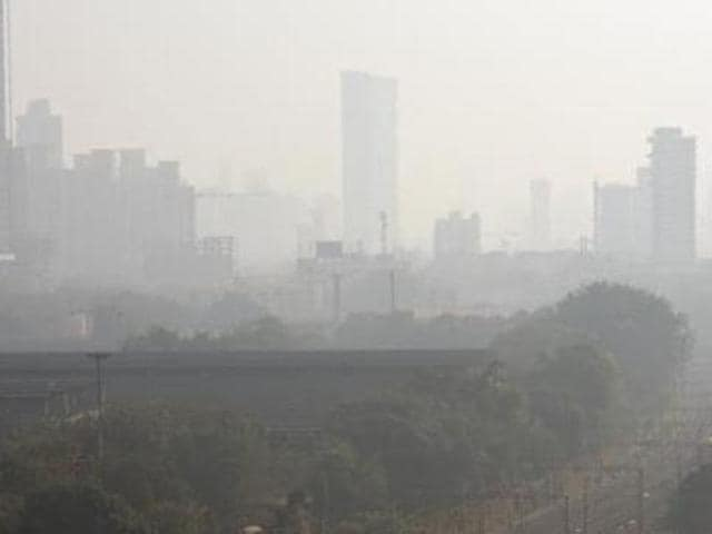 Seven of 10 locations on Wednesday recorded 'very poor' AQI levels.