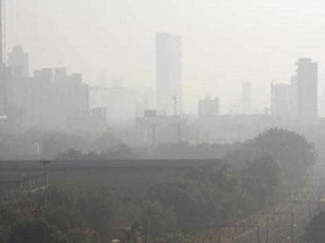 mumbai air quality,mumbai air pollution,air quality index