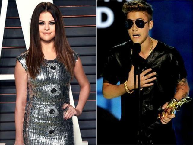 Justin Bieber,Selena Gomez,AMAs