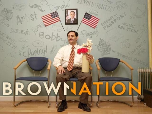 Brown Nation is a slice-of-life series focused on life a struggling small IT business owner in New York.