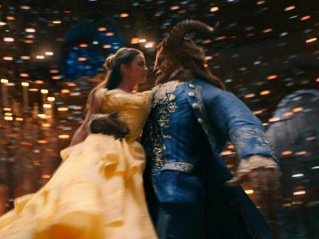 Beauty and the Beast will be released in March 2017.