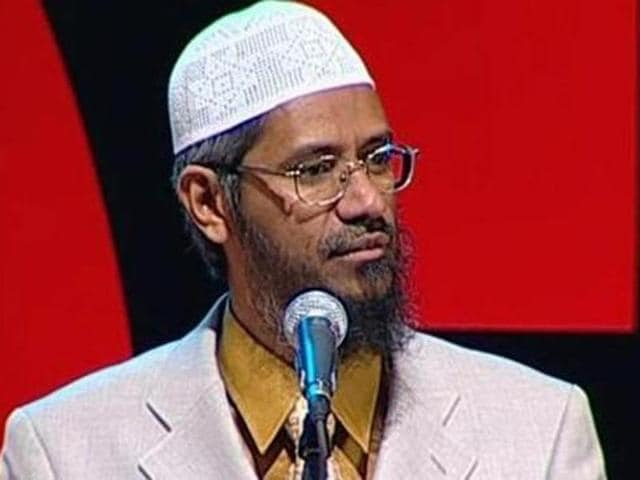 Televangelist Zakir Naik's IRF or anybody associated with it refused to come on record on the Centre's action.