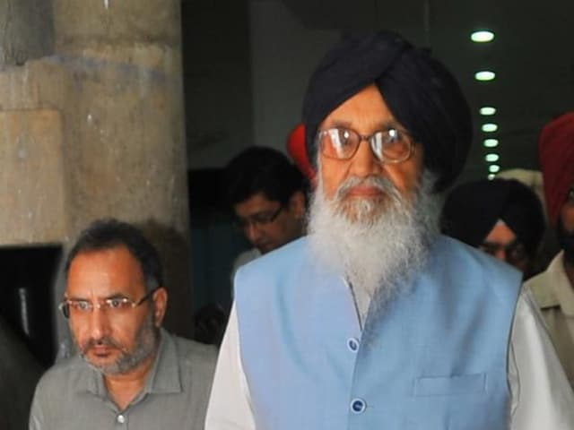 Not even a single drop of water belonging to Punjab will be allowed to flow out of the state. Nor will we allow canal construction, said Punjab chief minister Parkash Singh Badal.