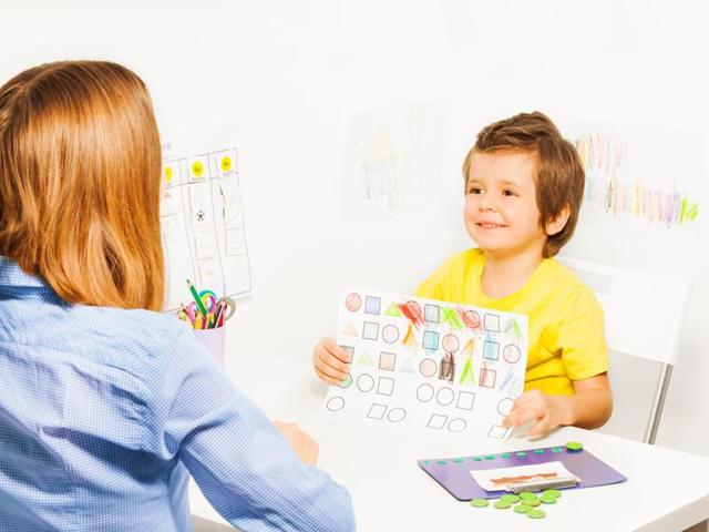 A new research has shown that when a mother and her autistic child gaze at each other, the brain registers special activities.