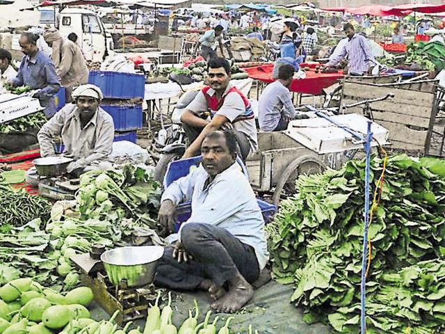 UT mandis will not be held in areas where the Punjab mandi board organises apni mandis. Grocery items such as grains and milk will also be sold at these markets.