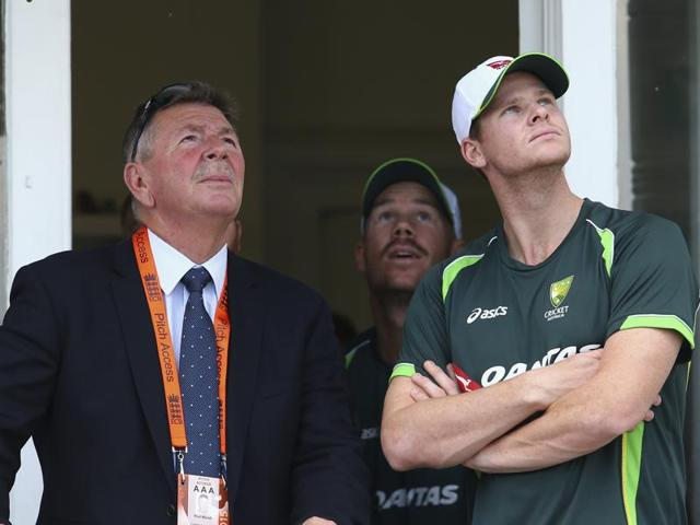 Rod Marsh has resigned as chairman of selectors after Australia suffered a series loss at home to South Africa for the third straight time.