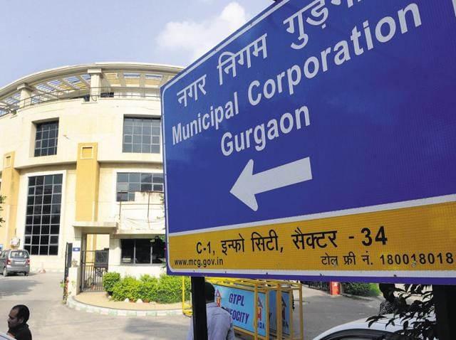 Municipal Corporation of Gurgaon,urban local bodies (ULB),redrawing of wards