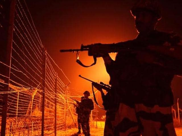 The exercise shows the state of readiness of Pakistani military to deal with any situation arising out of recent tension with India, according to security officials.
