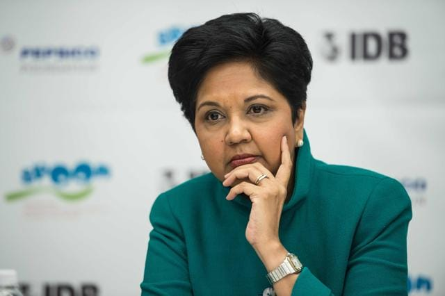 PepsiCo CEO Indra K. Nooyi has come under attack from  Donald Trump's supporters for saying the company's employees are scared for their safety under the new president.