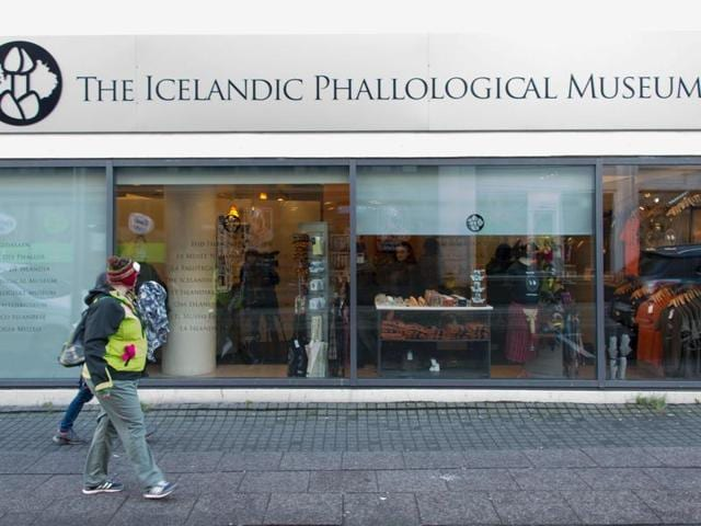 Iceland,world's largest,penis museum