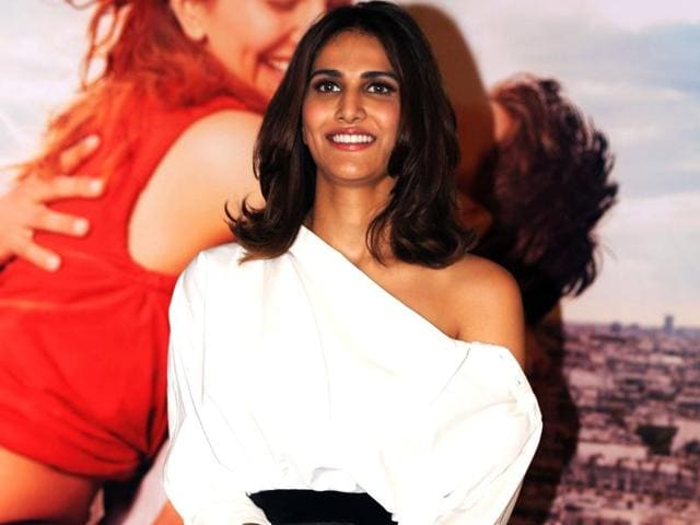 After her debut in Shuddh Desi Romance, Vaani is returning to films after four years. (AFP Photo)