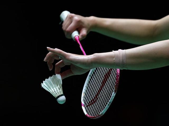Badminton,India,China
