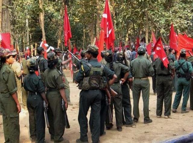 Maoists in Jharkhand are forcing elderly people to exchange their unaccounted money after demonetisation of Rs 1,000 and Rs 500 notes.