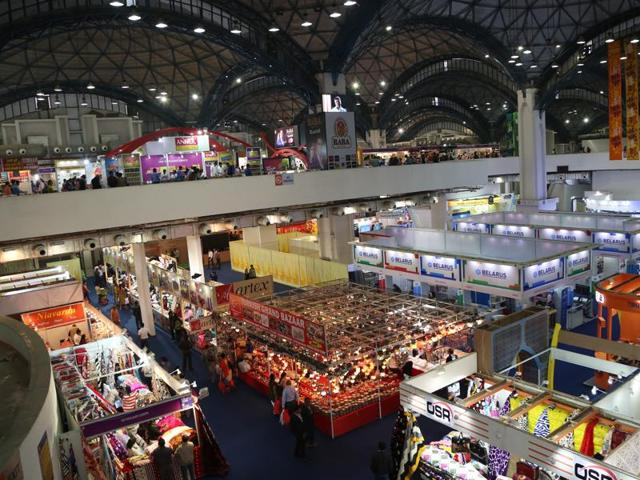 Disheartened with the turnout at the India International Trade Fair (IITF), Pragati Maidan, many international traders are glad that the fair will not take place next year.