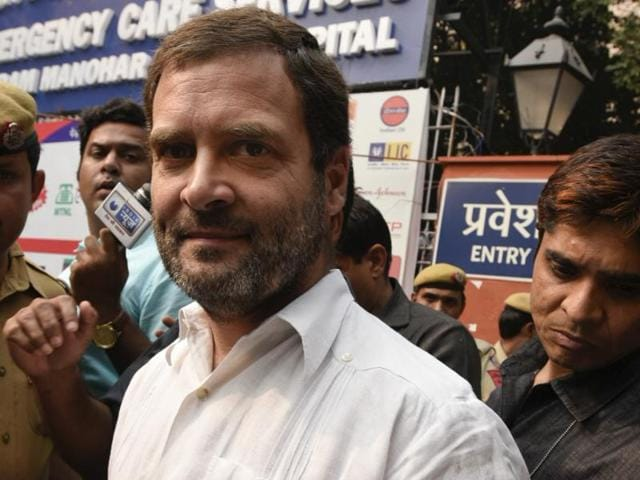 The defamation case against Rahul Gandhi was filed by an RSS worker for Gandhi's remarks blaming the outfit for the assassination of Mahatma Gandhi.
