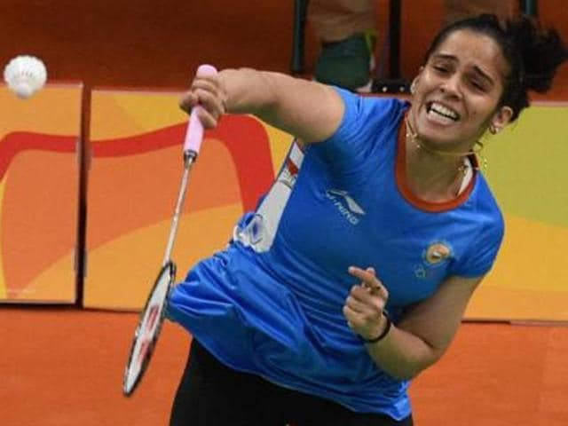 Saina Nehwal lost in her comeback match at the China Open to Thailand's Porntip Buranaprasertuk