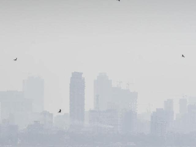 Mumbai pollution,Mumbai air,Diwali