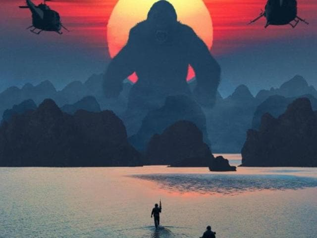 Kong: Skull Island is scheduled for a March 10 release.