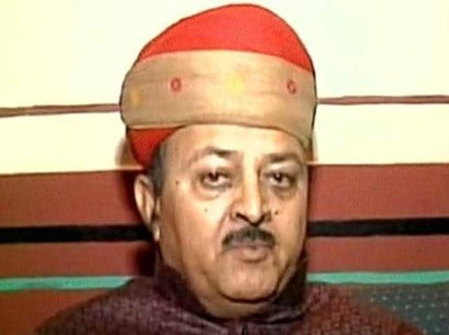 BJPMLA Bhawani Singh Rajawat
