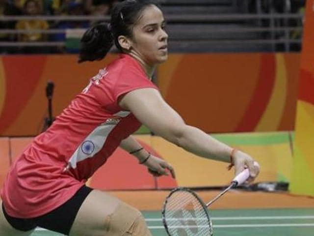 The Super Series Premier event in Fuzhou was the comeback tournament for Saina Nehwal, the winner of the 2014 China Open.Saina suffered a knee injury at the Rio Olympics inAugust.