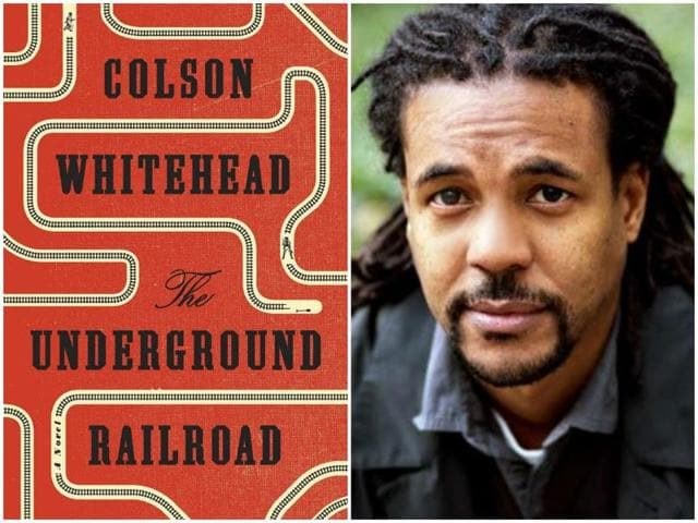 Best Books of 2016,Colson Whitehead,The Underground Railroad