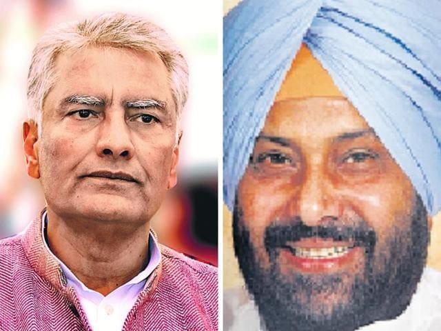 Sunil Jakhar,Kewal Singh Dhillon,Punjab polls
