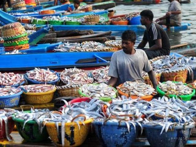 Sri Lankan accuses Indian fishermen of entering its territorial waters. While fishermen are released after sometime, their boats are confiscated, dealing a blow to their livelihood.