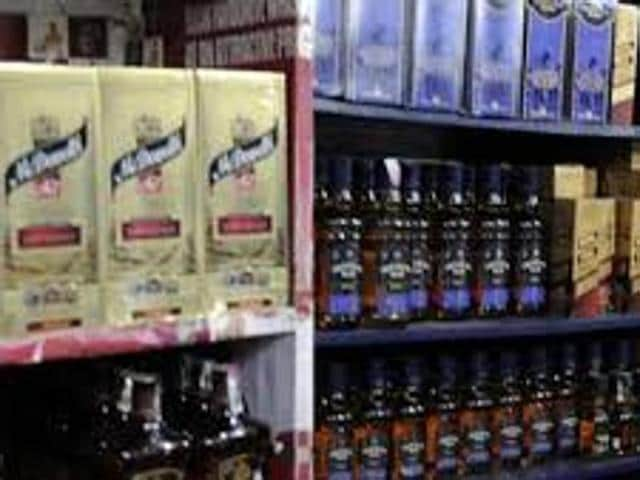 According to information collated by officials of the excise department, over the past five-six days, an average 20% drop in sales have been registered at both liquor shops and bars across the state.