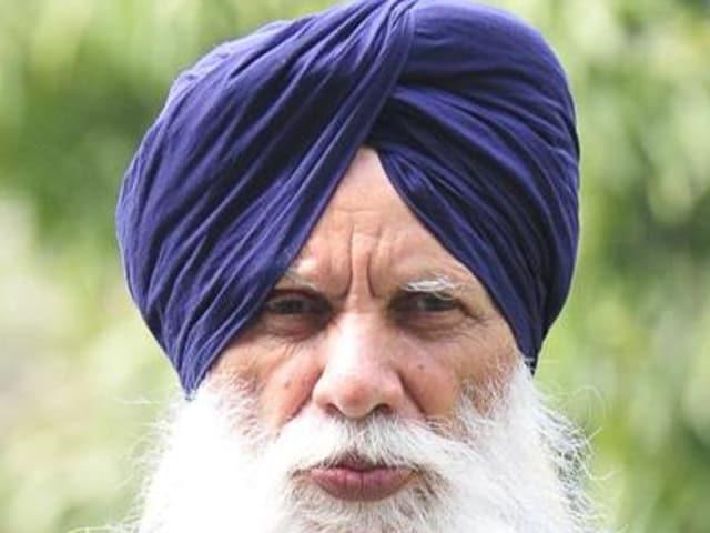 Punjab agriculture minister Tota Singh