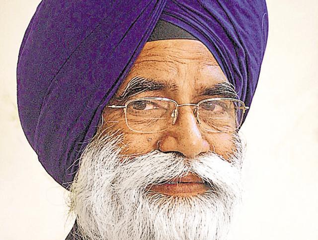 Former minister Sarwan Singh Phillaur