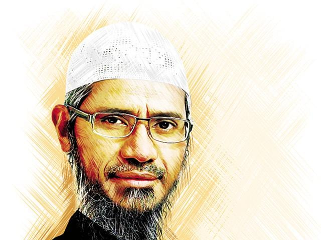The state government was determined to eliminate anti-social activities of theZakir Naik-led Islamic Research Foundation.