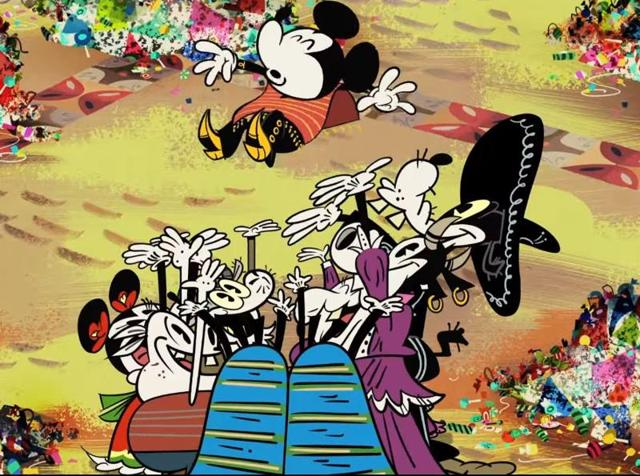 Mickey Mouse's animated short titled Feliz Cumpleaños! -- which translates to Happy Birthday in Spanish -- will premiere on TV on the famous Walt Disney cartoon character's birthday, which falls on November 18.