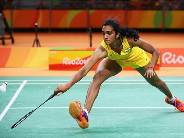 PV Sindhu will take on He Bingjiao of China in the quarterfinals. Sindhu had lost to Bingjiao in the second round of the French Open last month.