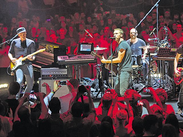 The state government has granted entertainment duty exemption to the performance of British rock band Coldplay at the BKC grounds on November 19.