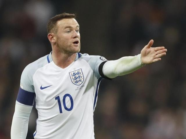 England's interim manager Gareth Southgate (right) has clarified that Wayne Rooney missed the Spain friendly due to injury and not because of  disciplinary measures.