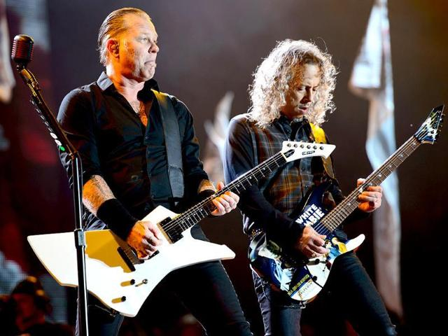 US band Metallica will release a new album after a gap of eight years.
